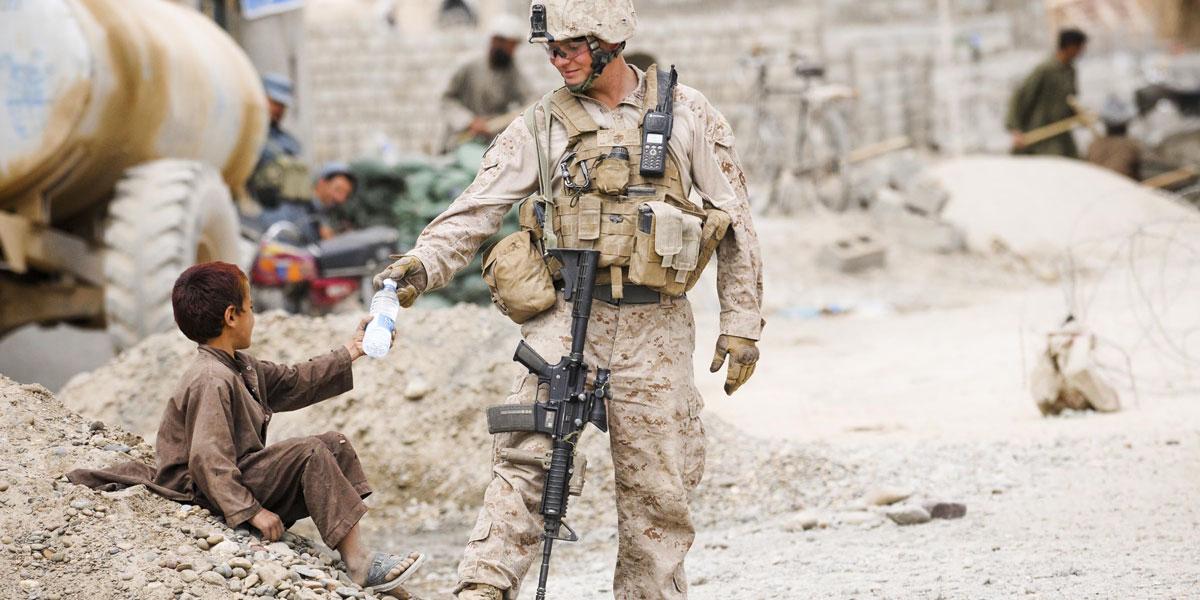 Från Afghanistan (foto: Isaf Media)