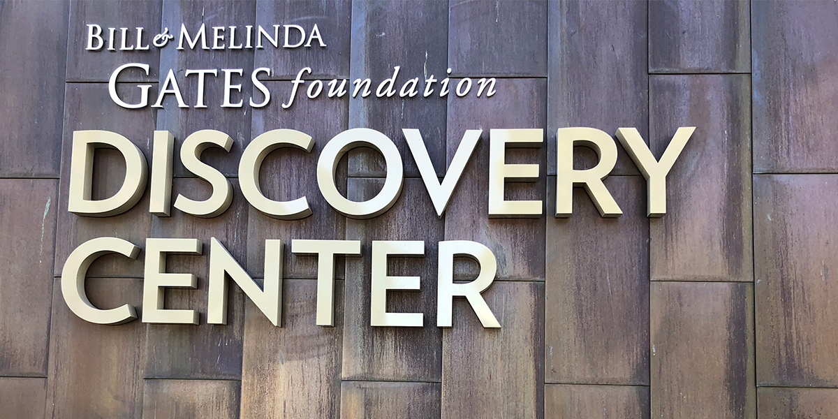 Gates Foundation Discovery Center